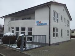 Betriebsgebäude Elektro Rall in Ulm-Jungingen